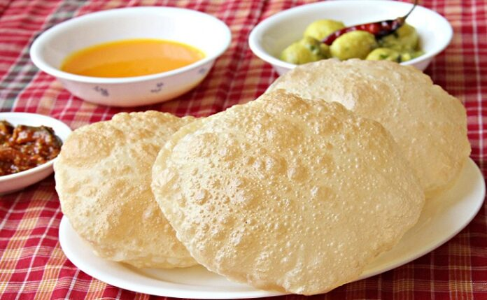 The style of Bengali breakfast seems to have changed in a few decades