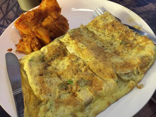 French toast is now filling the stomachs of Bengalis with egg-bread