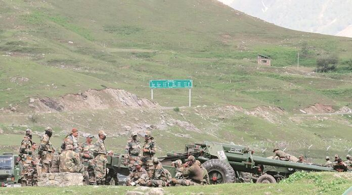 Chinese soldier captured in Ladakh, India says will be returned