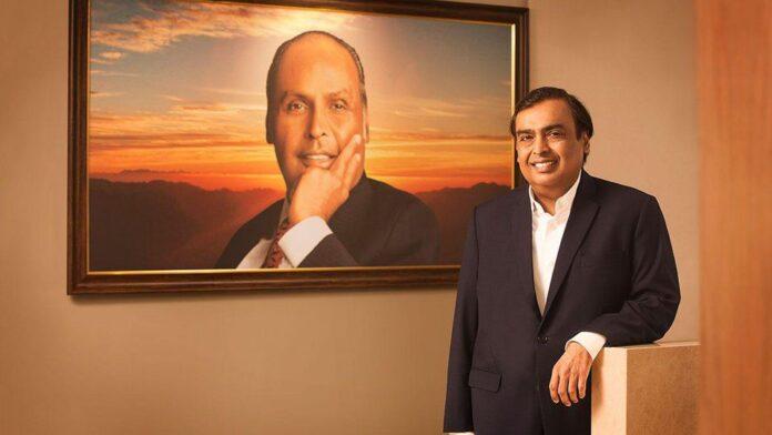 Mukesh Ambani's goal is to take India peak of digital development