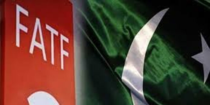 Pakistan remains on the FATF's gray list