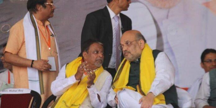Sha-Nadda depend on Mukul Roy