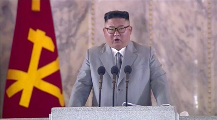 Kim Jong Un apologized for the first time