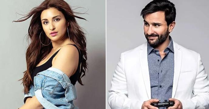 Parineeti wants to kidnap and marry Saif Ali Khan
