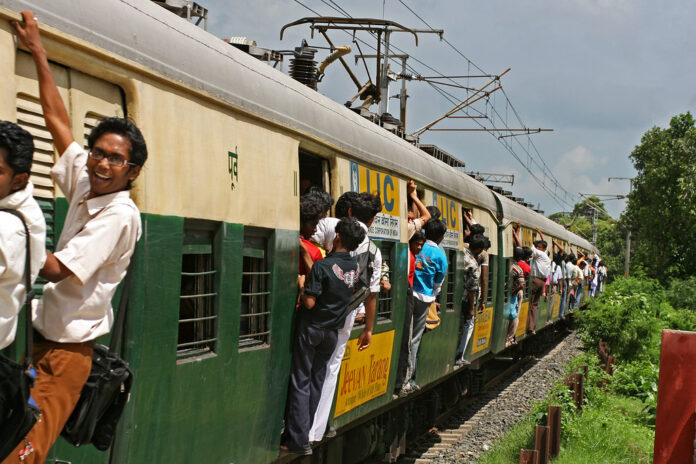 The center agreed to run local trains in Bengal