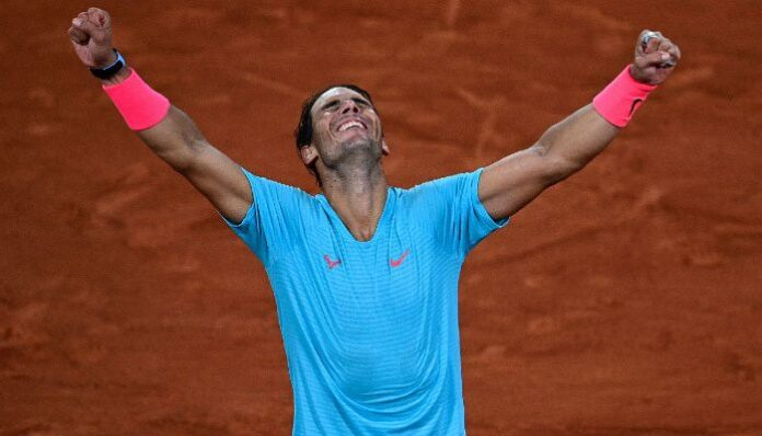 Nadal is the best again after losing to Djokovic
