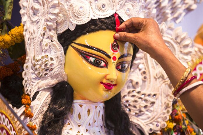This time digital promotion of durgapuja will start