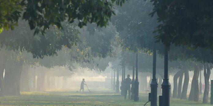 Respiratory problems rise in Kolkata