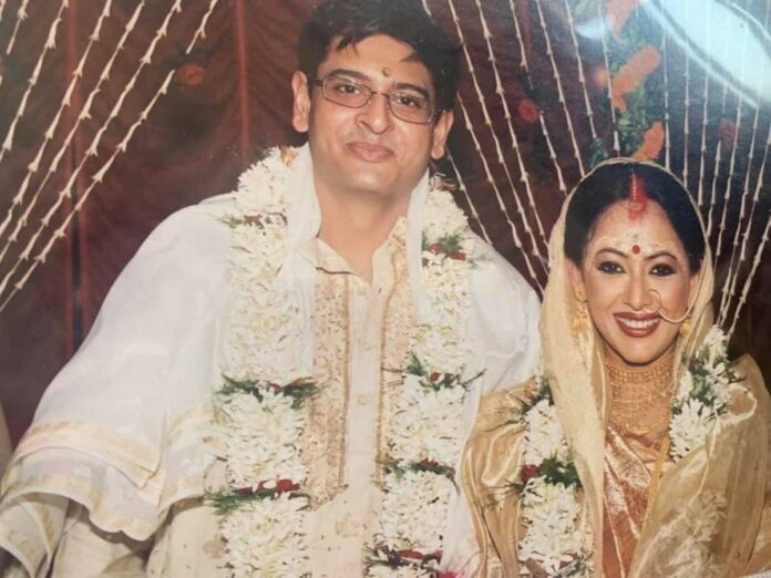 Srilekha posted a picture of her ex-husband