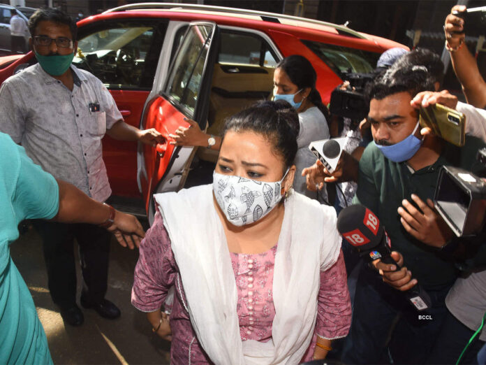 Comedian Bharti Singh arrested by NCB