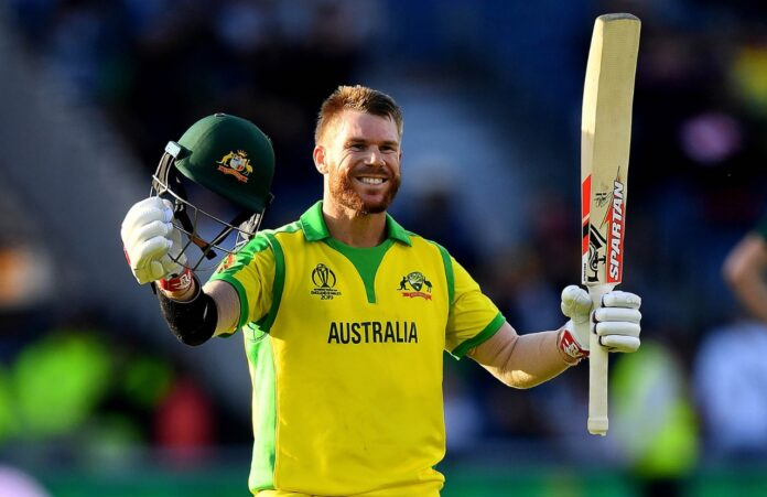 Warner apologized to the Indian team