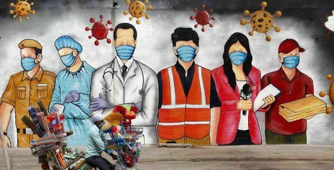 museum set up in Kolkata to honour corona frontline workers