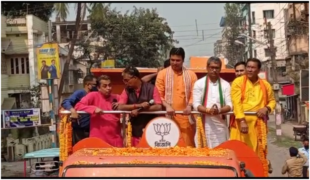 'Change of Bengal Government Is Just A Matter of Time' : Biplab Dev