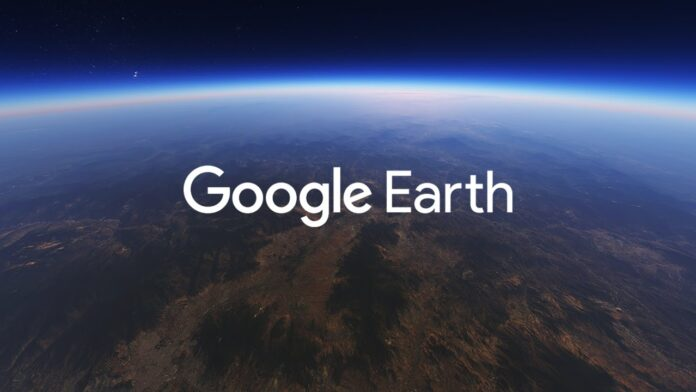 Google Earth Will Work As A Time Machine
