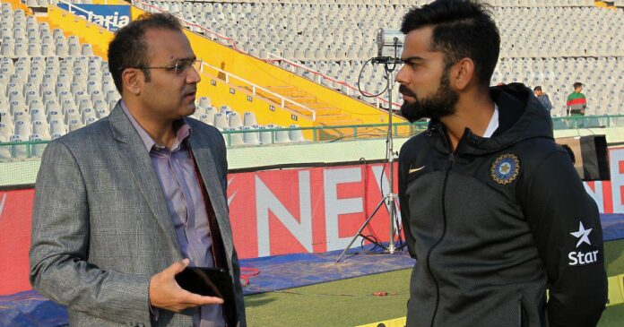 Sehwag , Virat mourns the death of soldiers in Chhattisgarh